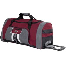 "<strong>CalPak</strong> Hollywood 31"" 2-Wheeled Travel Duffel"