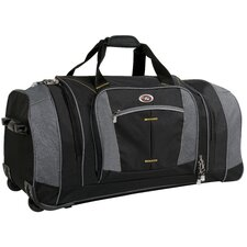 "<strong>CalPak</strong> Silver Lake 31"" 2-Wheeled Travel Duffel"