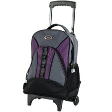 "Grand Stand 17"" Wheeled Backpack"