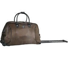 "Empire 21"" 2-Wheeled Carry-On Duffel"
