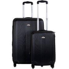 Torrino Hardsided Spinner 2 Piece Luggage Set