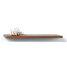 <strong>kathy ireland by LH Licensed Products</strong> Narrow City Square Bracketless Shelf