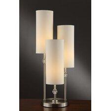 "Manhattan Bolivar 29.5"" H Table Lamp with Drum Shade"