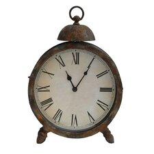 Industria 2 Piece Aaron Table Clock Set