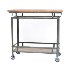 Presley Serving Cart