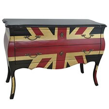 Liverpool Union Jack Bombe Chest
