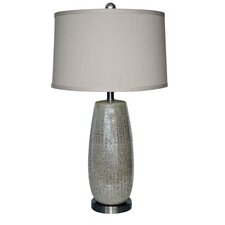 "Manhattan Melrose 29.25"" H Table Lamp with Drum Shade"