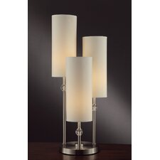 "Manhattan Bolivar 29.5"" H Table Lamp with Drum Shade"