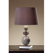 """Joelle 23"""" H Table Lamp with Empire Shade"""