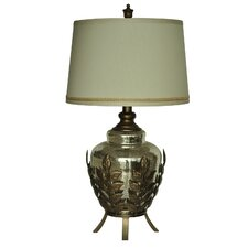 "Traditions Serendipity 30"" H Table Lamp with Empire Shade"
