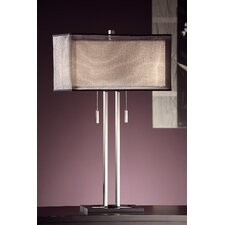 """Altus 29"""" H Table Lamp with Rectangular Shade"""