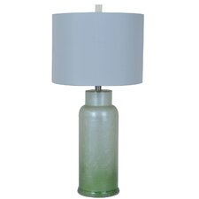 "Rossi 31"" H Table Lamp with Drum Shade"