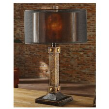"Montana 31"" H Table Lamp with Drum Shade"