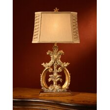 <strong>Crestview Collection</strong> Aria 1 Light Table Lamp