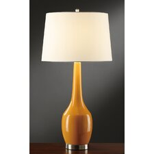 "Nina 29.25"" H Table Lamp with Empire Shade"
