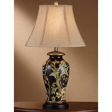 """Windham 28.25"""" H Table Lamp with BellShade"""