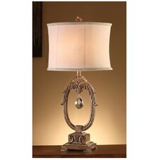 <strong>Crestview Collection</strong> Leda 1 Light Table Lamp