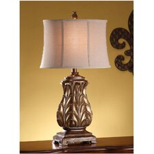 """Traditions Versailles 33"""" H Table Lamp with Empire Shade"""