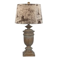 <strong>Crestview Collection</strong> Cadence 1 Light Table Lamp