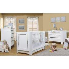Chandler Panel Crib Set