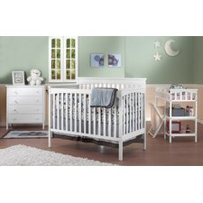 <strong>Sorelle</strong> Petite Paradise 4-in-1 Convertible Crib Set