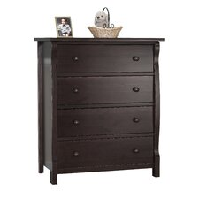 Princeton 4-Drawer Chest
