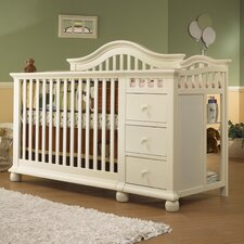 <strong>Sorelle</strong> Cape Cod 4-in-1 Convertible Crib Set