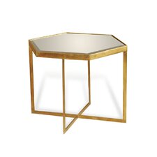 le Franc Hex End Table