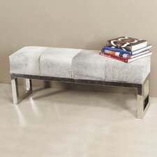 Julian Stainless Steel Entryway Bench