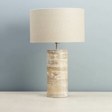 """Meadows 20"""" H Table Lamp with Drum Shade"""