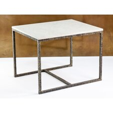 Ansonia Marble Top End Table