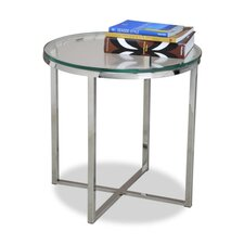 Cross End Table