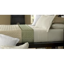 <strong>Belle Epoque</strong> Standard Bamboo Quilted Reversible Coverlet
