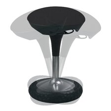 Sitness 20 Ball Stool in Black