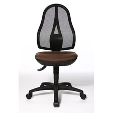 Open Point Mesh Mid-Back Task Chair