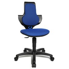 Ergo S' Cool Kid's and Youth's Mid-Back Task Chair