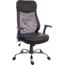 High-Back Mesh Executive Armchair