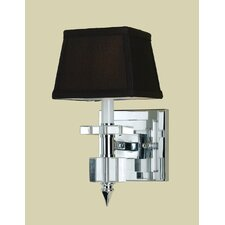 <strong>AF Lighting</strong> Cluny 1 Light Wall Sconce