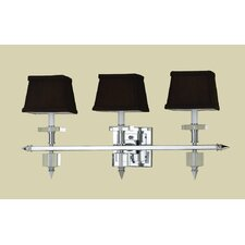 Cluny 3 Light Wall Sconce
