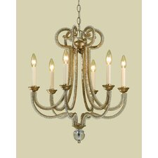 Camerson 6 Light Chandelier