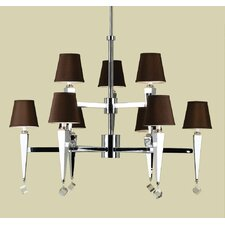 Margo 9 Light Chandelier