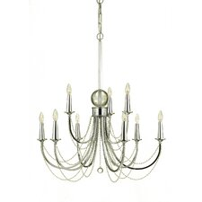 Shelby 9 Light Chandelier