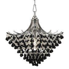 <strong>AF Lighting</strong> Spellbound 3 Light Mini Chandelier