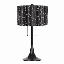 Candice Olson Drizzle 2 Light Table Lamp