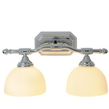 Decorative 2 Light Bath Vanity Light