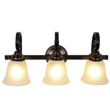 Sanibel 3 Light Bath Vanity Light