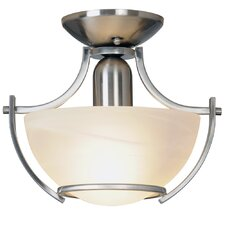 Durango 1 Light Semi-Flush Mount