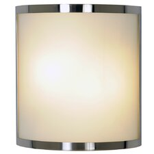 Contemporary 2 Light Wall Sconce