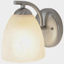 <strong>AF Lighting</strong> Incandescent 1 Light Bath Vanity Light