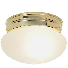 Monument 1 Light Flush Mount